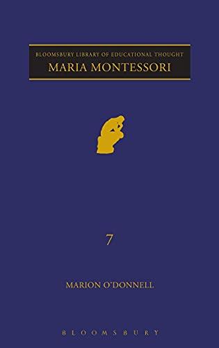 9780826484062: Maria Montessori