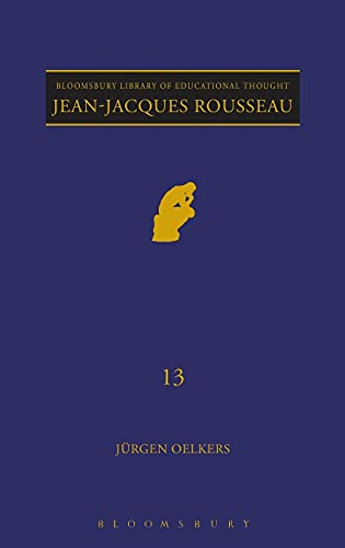 9780826484123: Jean-Jacques Rousseau (Continuum Library of Educational Thought)