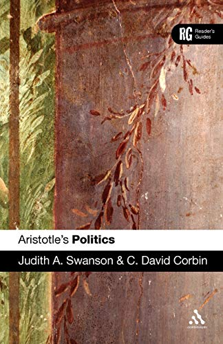 9780826484994: Aristotle's 'Politics': A Reader's Guide (Reader's Guides)