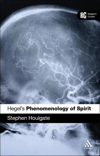 9780826485106: Hegel's 'Phenomenology of Spirit': A Reader's Guide (Reader's Guides)
