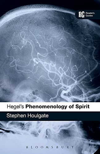 9780826485113: Hegel's 'Phenomenology of Spirit': A Reader's Guide (Reader's Guides)