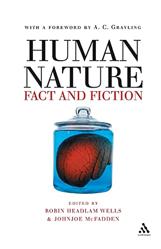9780826485465: Human Nature: Fact And Fiction - Literature, Science And Human Nature