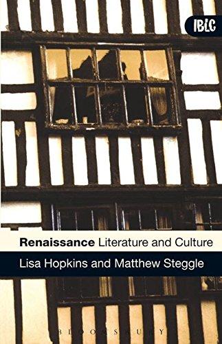 9780826485632: Renaissance Literature And Culture
