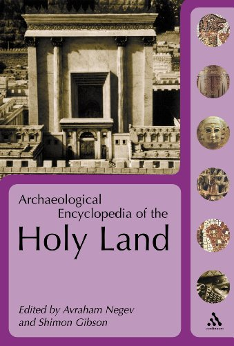 9780826485717: Archaeological Encyclopedia of the Holy Land