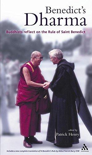 9780826486073: Benedict's Dharma