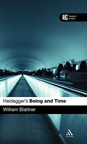 9780826486080: Heidegger's Being and Time: A Reader's Guide (Reader's Guides)