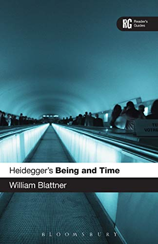 9780826486097: Heidegger's Being and Time: A Reader's Guide (Reader's Guides)