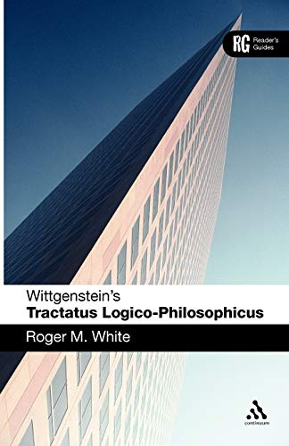 9780826486189: Wittgenstein's 'Tractatus Logico-Philosophicus': A Reader's Guide (Reader's Guides)