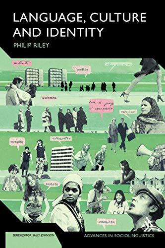 9780826486295: Language, Culture and Identity: An Ethnolinguistic Perspective (Advances in Sociolinguistics)