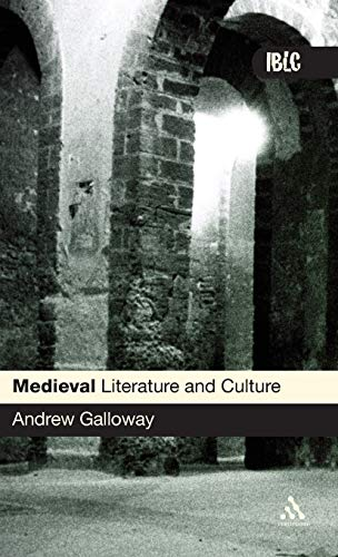 9780826486561: Medieval Literature and Culture: A student guide (Introductions to British Literature and Culture)