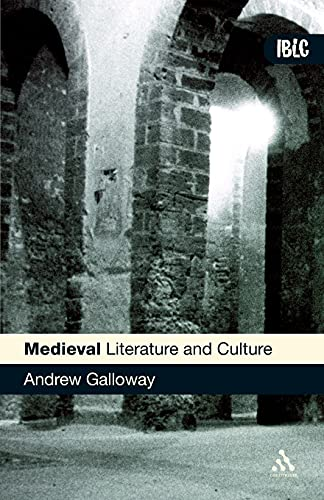 9780826486578: Medieval Literature and Culture: A student guide (Introductions to British Literature and Culture)