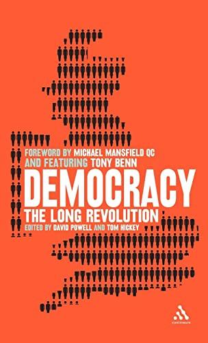9780826486769: Democracy: The Long Revolution
