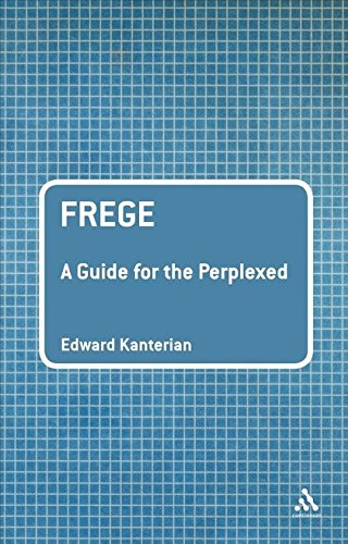 9780826487643: Frege: A Guide for the Perplexed (Guides for the Perplexed)