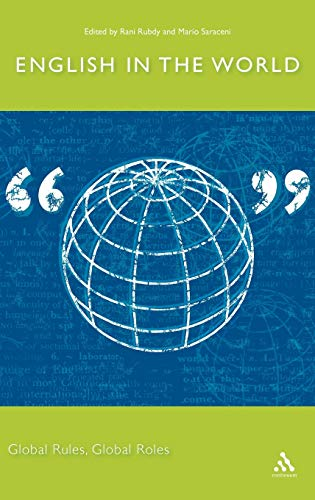 9780826489050: English in the World: Global Rules, Global Roles