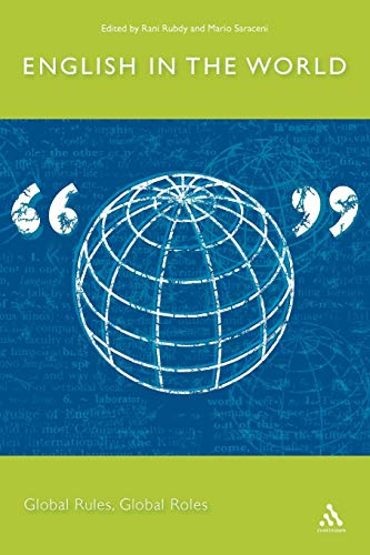 9780826489067: English in the World: Global Rules, Global Roles