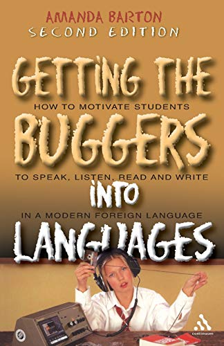 9780826489135: Getting the Buggers into Languages 2nd Edition