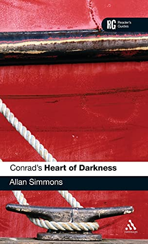 9780826489333: Conrad's Heart of Darkness (Reader's Guides)
