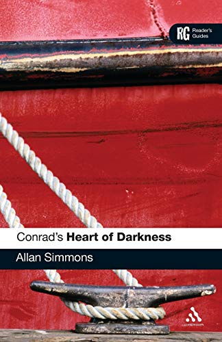 9780826489340: Conrad's Heart of Darkness (Reader's Guides)