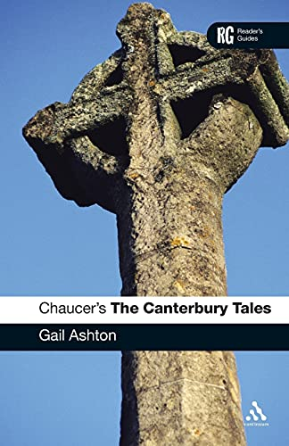 9780826489364: Chaucer's The Canterbury Tales (Reader's Guides)