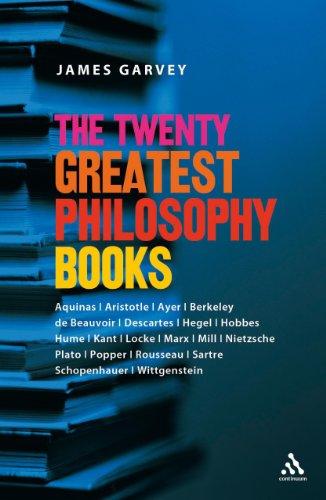 9780826490537: The Twenty Greatest Philosophy Books