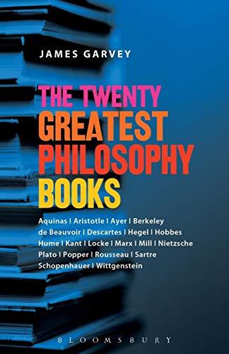 9780826490544: The Twenty Greatest Philosophy Books