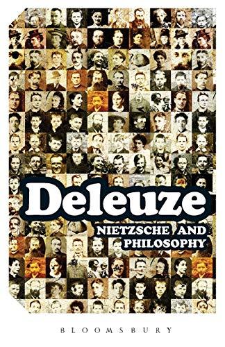 Nietzsche and Philosophy (Continuum Impacts): Gilles Deleuze; Translator-Hugh Tomlinson