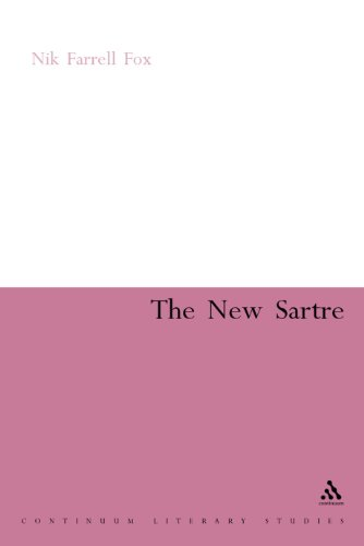 9780826490971: The New Sartre (Continuum Collection)