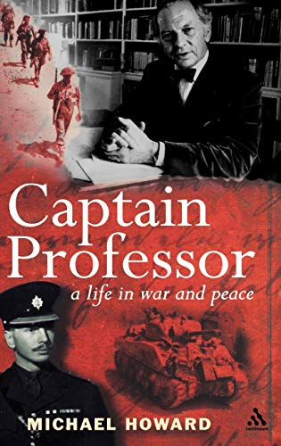 9780826491251: Captain Professor: A Life in War and Peace