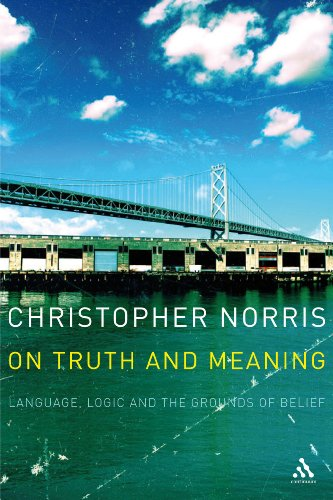 9780826491275: On Truth and Meaning: Language, Logic and the Grounds of Belief (Athlone Contemporary European Thinkers)
