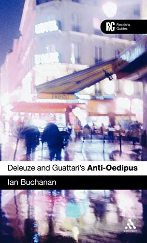 9780826491480: EPZ Deleuze and Guattari's 'Anti-Oedipus': A Reader's Guide (Reader's Guides)