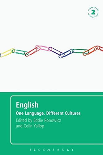 9780826491756: English: One Language, Different Cultures