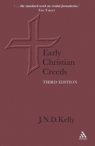 9780826492166: Early Christian Creeds