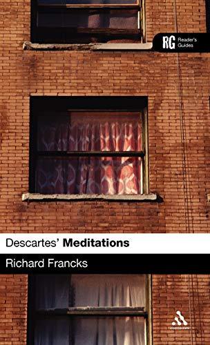 9780826492838: Descartes' 'Meditations': A Reader's Guide (Reader's Guides)