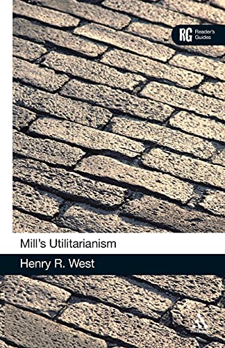 9780826493026: Mill's Utilitarianism: A Reader's Guide (Reader's Guides)