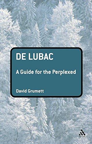 9780826493156: De Lubac: A Guide for the Perplexed