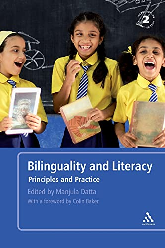 9780826493309: Bilinguality and Literacy: Principles and Practice
