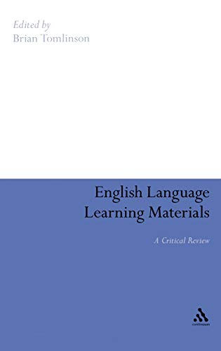 9780826493507: English Language Learning Materials: A Critical Review