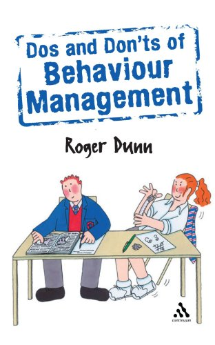 9780826493903: Dos and Don'ts of Behaviour Management 2nd Edition