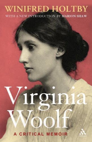 9780826494436: Virginia Woolf: A Critical Memoir