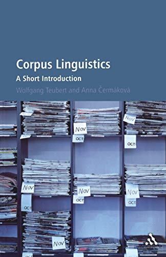 9780826494818: Corpus Linguistics: A Short Introduction