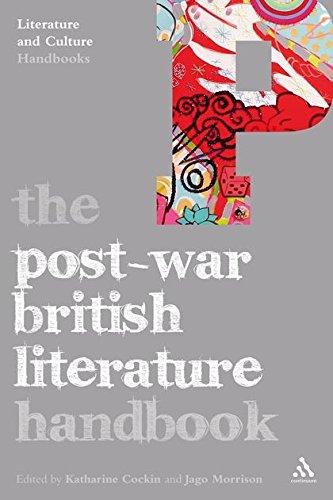 9780826495020: The Post-War British Literature Handbook