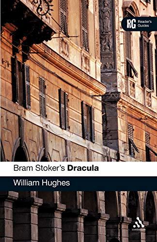 9780826495372: Bram Stoker's Dracula: A Reader's Guide (Reader's Guides)