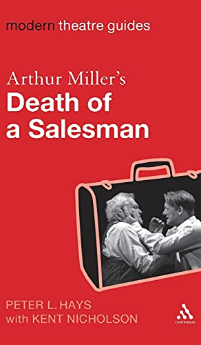 9780826495532: Arthur Miller's Death of a Salesman (Modern Theatre Guides)