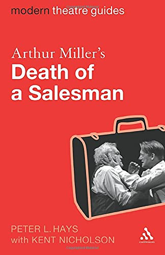 9780826495549: Arthur Miller's Death of a Salesman (Modern Theatre Guides)