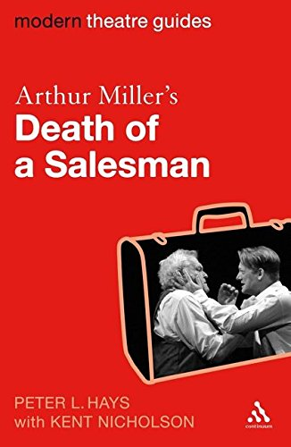 a study of the novel death of a salesman by arthur miller Arthur miller this study guide consists of approximately 57 pages of chapter summaries, quotes, character analysis, themes, and more - everything you need to sharpen your knowledge of death of a salesman.