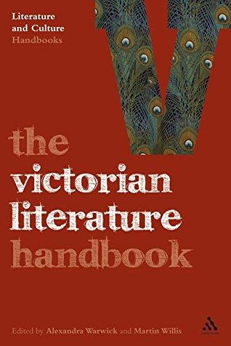 9780826495778: The Victorian Literature Handbook (Literature & Culture Handbooks)