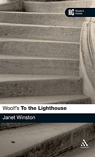 9780826495822: Woolf's to the Lighthouse: A Reader's Guide
