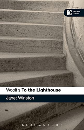 9780826495839: Woolf's to the Lighthouse: A Reader's Guide