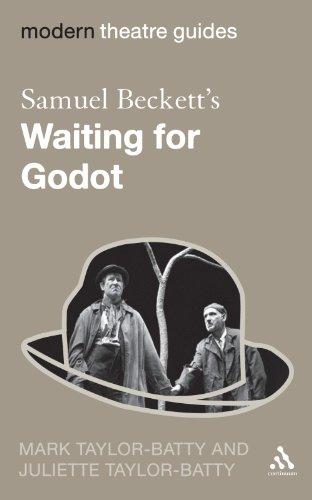 9780826495945: Samuel Beckett's Waiting for Godot (Modern Theatre Guides)
