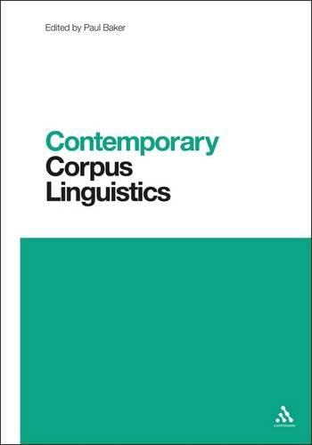 9780826496102: Contemporary Corpus Linguistics (Contemporary Studies in Linguistics)